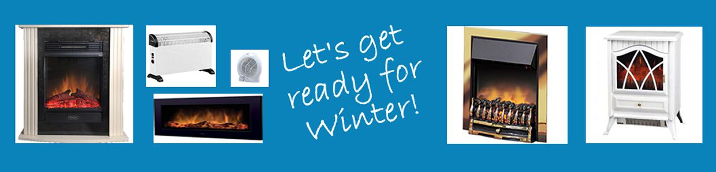 Winter Heating Banner